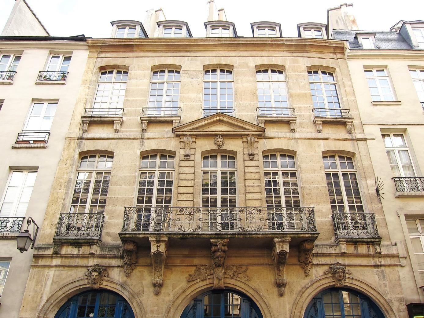 1 комнатная квартира в Париже купить