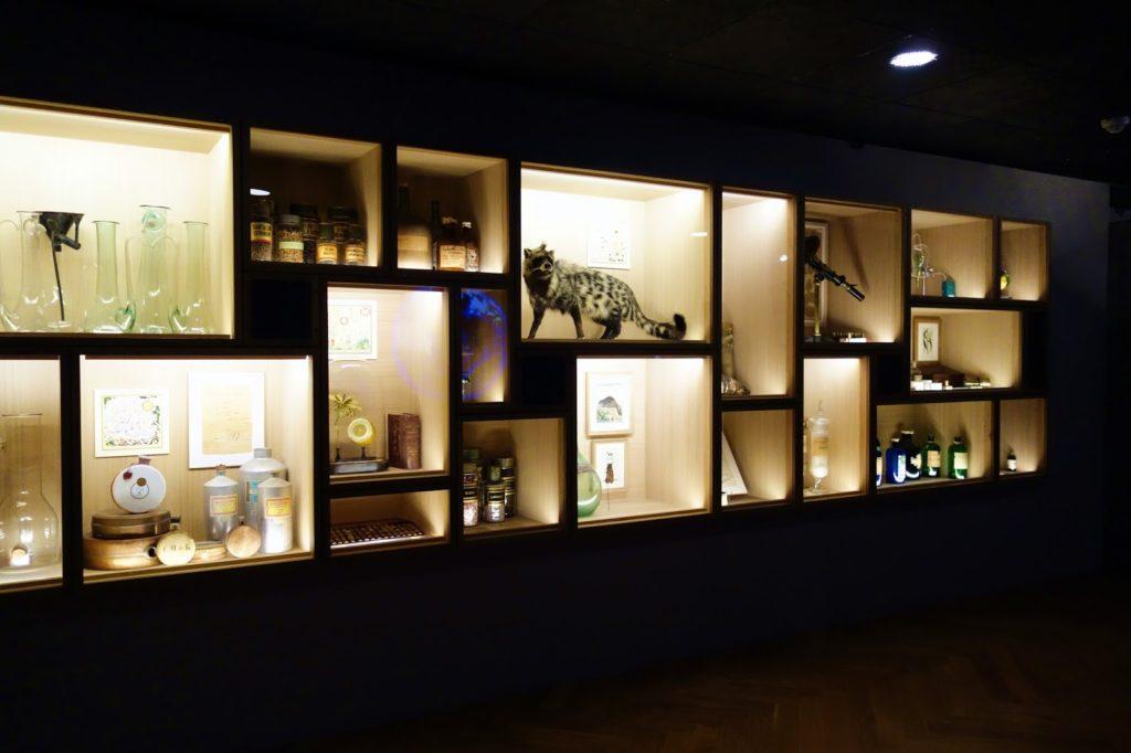 Музей духов Фрагонар в Париже официальный сайт