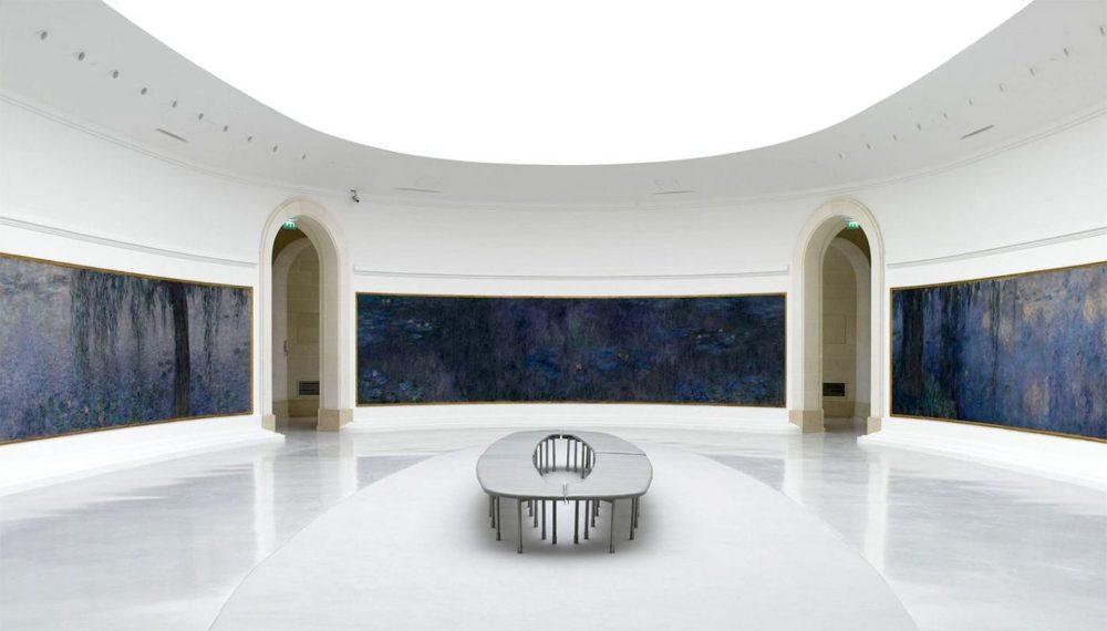 Музей Оранжери внутри