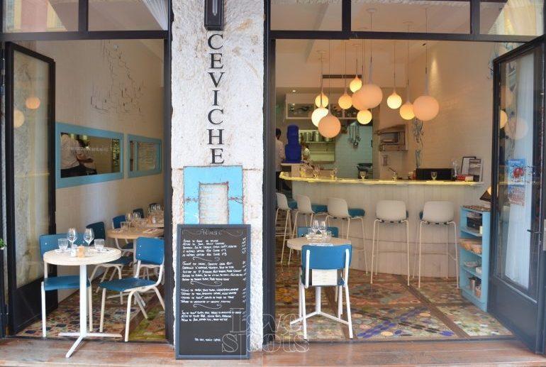 Французский рыбный ресторан
