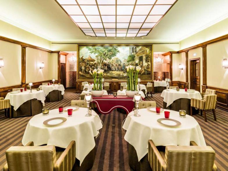 Рестораны в Страсбурге отзывы