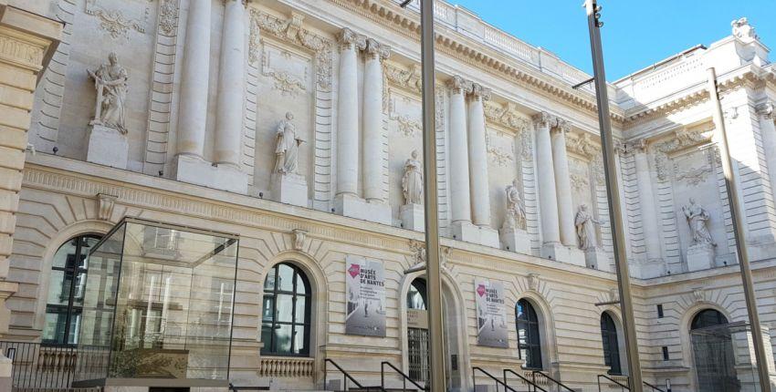 Музей изящных искусств Нант фото