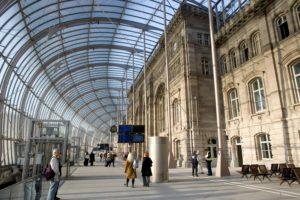 ЖД Вокзал Страсбурга