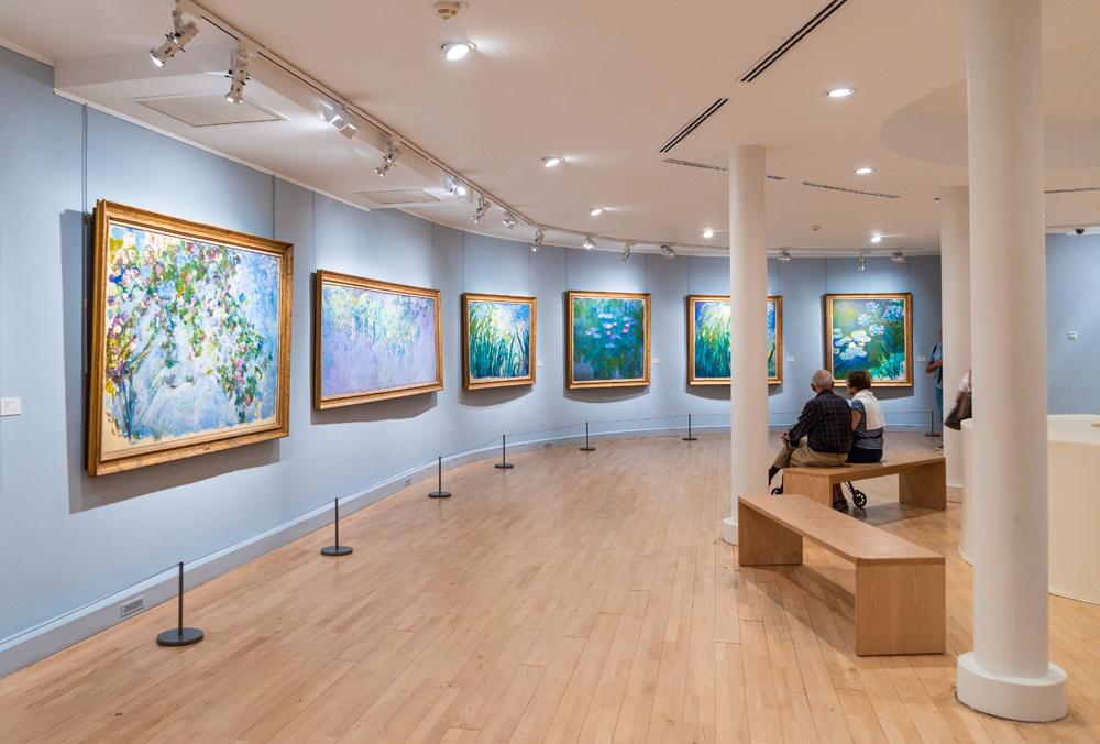 Музей Мармоттан Моне в Париже официальный сайт