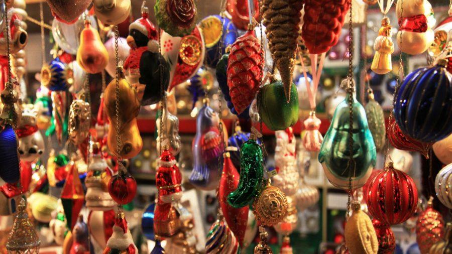 Рождественские базары в Париже