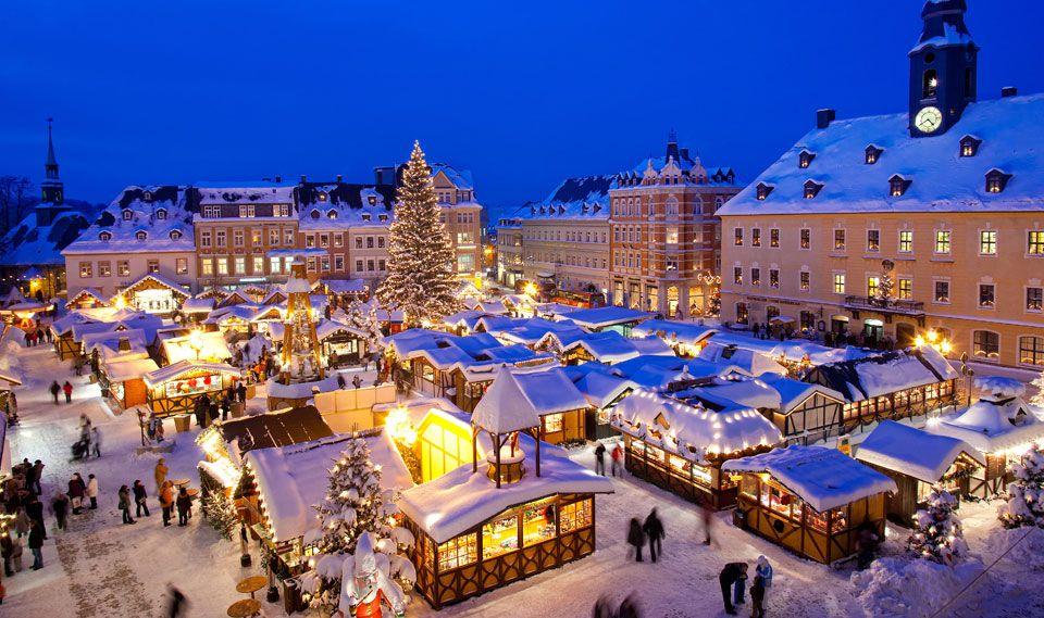 Страсбург Рождественская ярмарка 2020