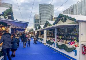 Рождество в Париже 2019