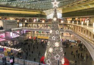 Рождественские ярмарки в Париже 2019