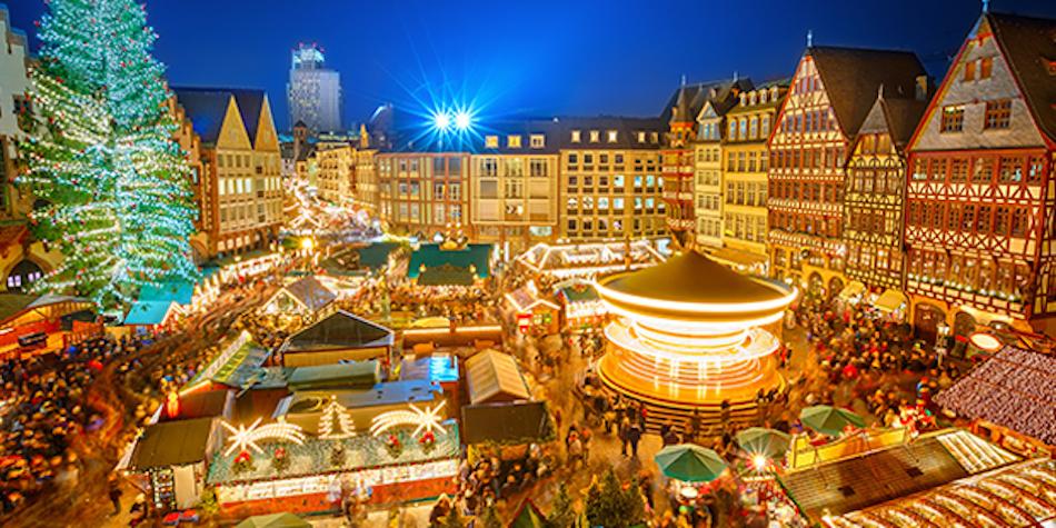 Рождественская ярмарка в Страсбурге 2019 2020