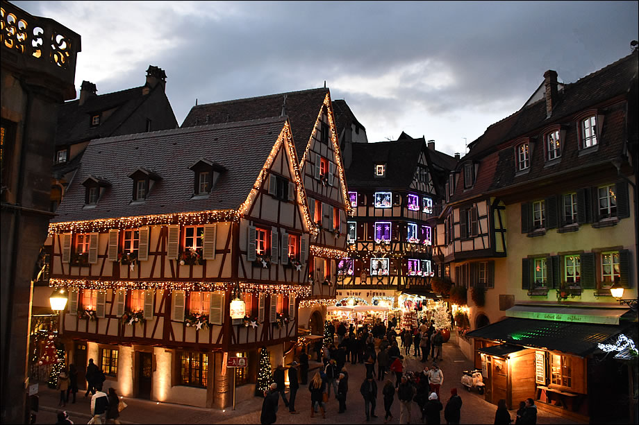 Рождественские базары во Франции