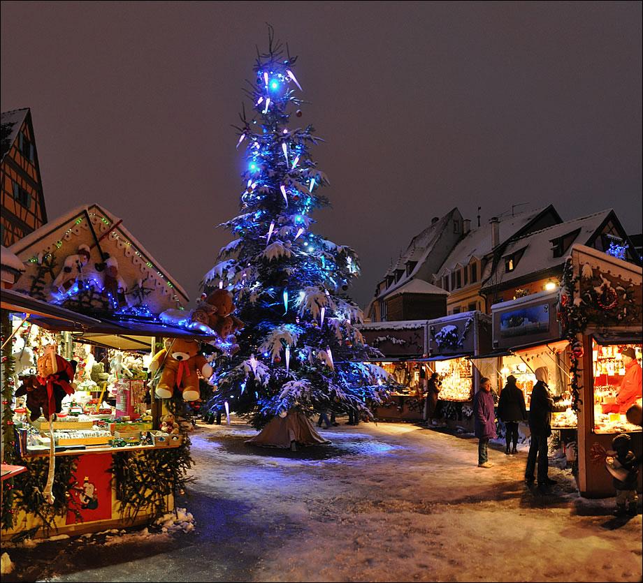 Рождественский Кольмар 2019