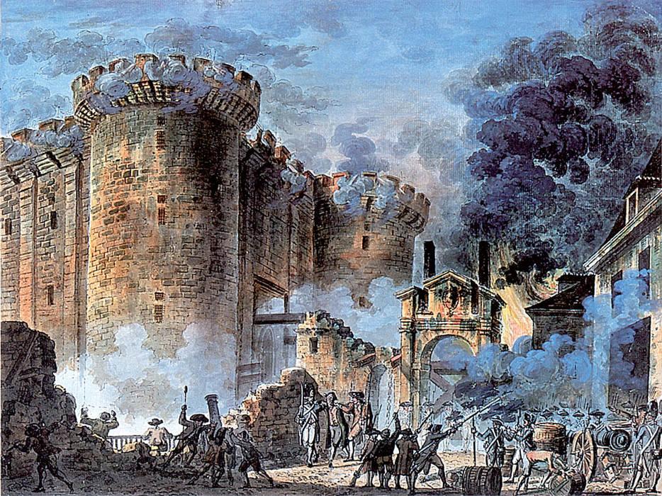 Причины Французской революции