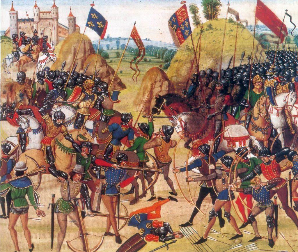 Восстание крестьян Жакерия во Франции
