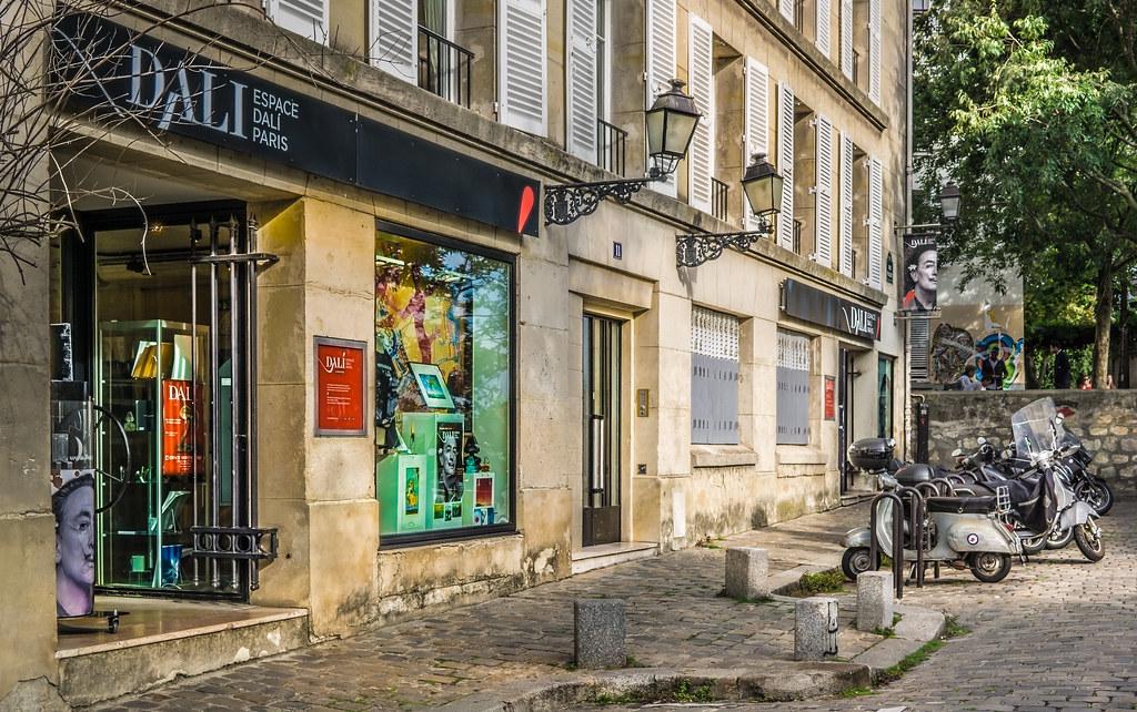 Музей Дали в Париже официальный сайт