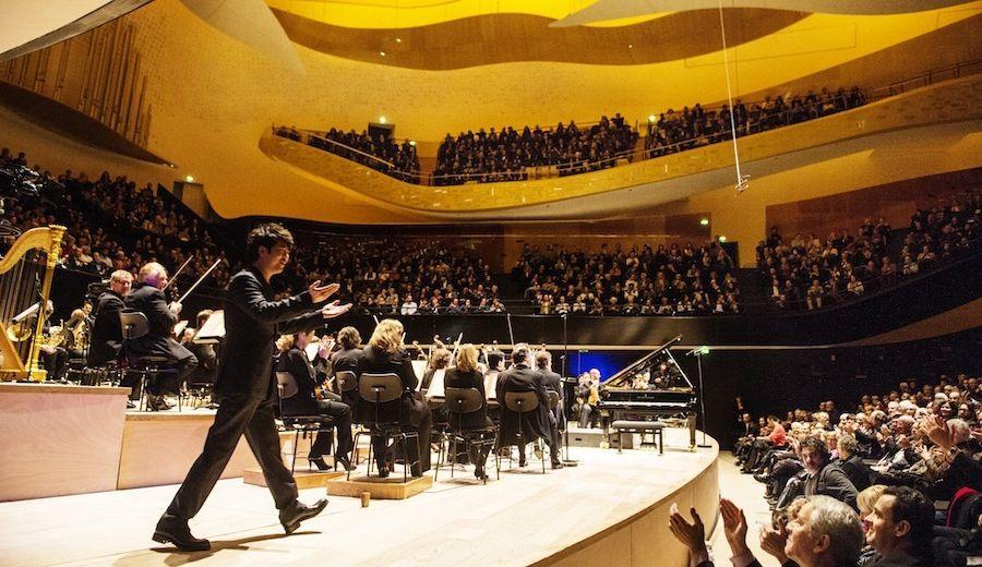 Парижский оркестр Филармония