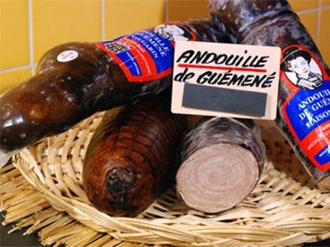 Колбаса Andouille de Guémené