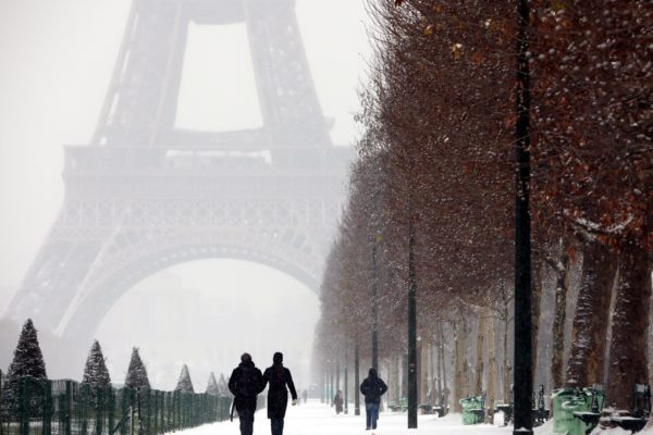 Что делать в Париже в феврале 2020