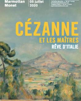 Выставка Cézanne et les maîtres. Rêve d'Italie