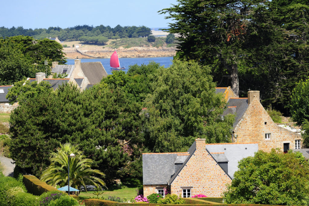 Острова Бретани