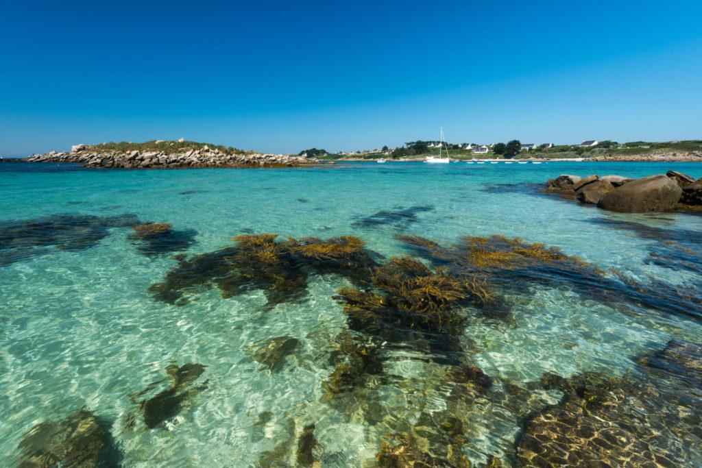 Остров Бас Франция