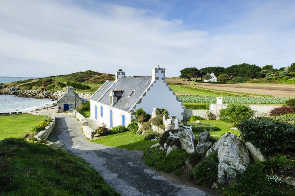 Остров Ба Бретань Франция