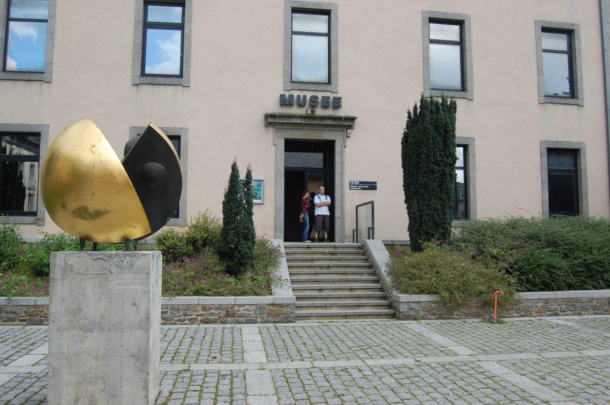Музей искусств и истории Сен-Бриё в Бретани