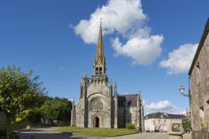 Церковь Нотр-Дам де Кернаскледан