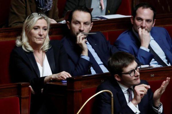Франция в связи с коронавирусом