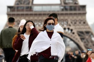 Коронавирус во Франции сколько человек