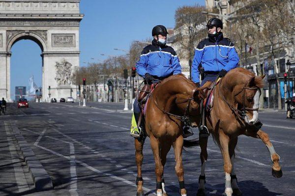 Число заболевших коронавирусом во Франции