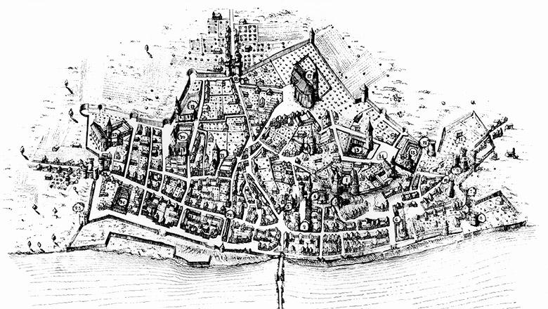 Французские города Макон