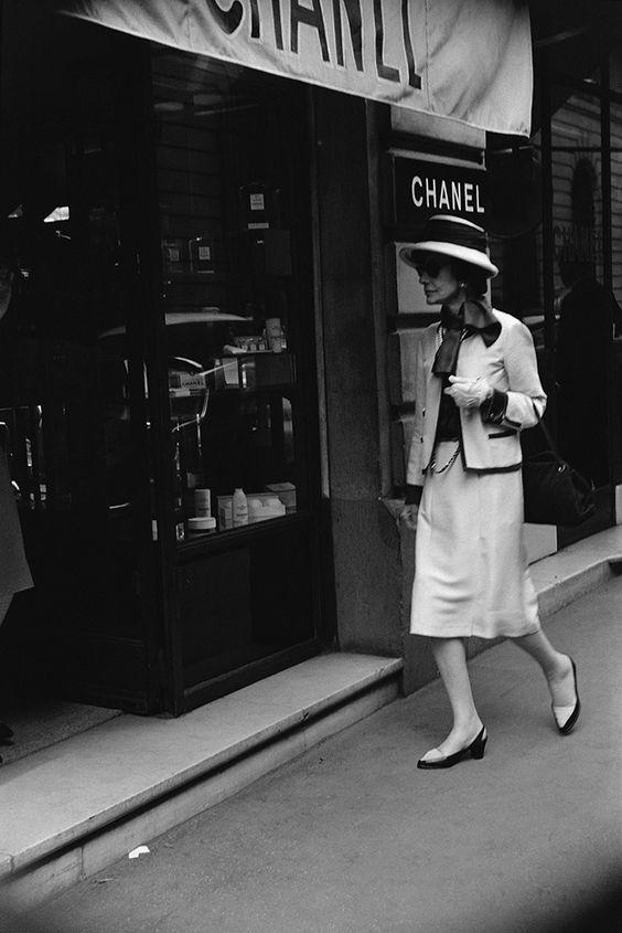 Коко Шанель фото биография