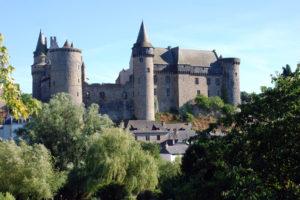 Замок Витре фото