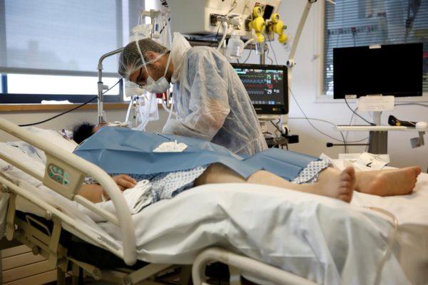 Коронавирус во Франции последние новости