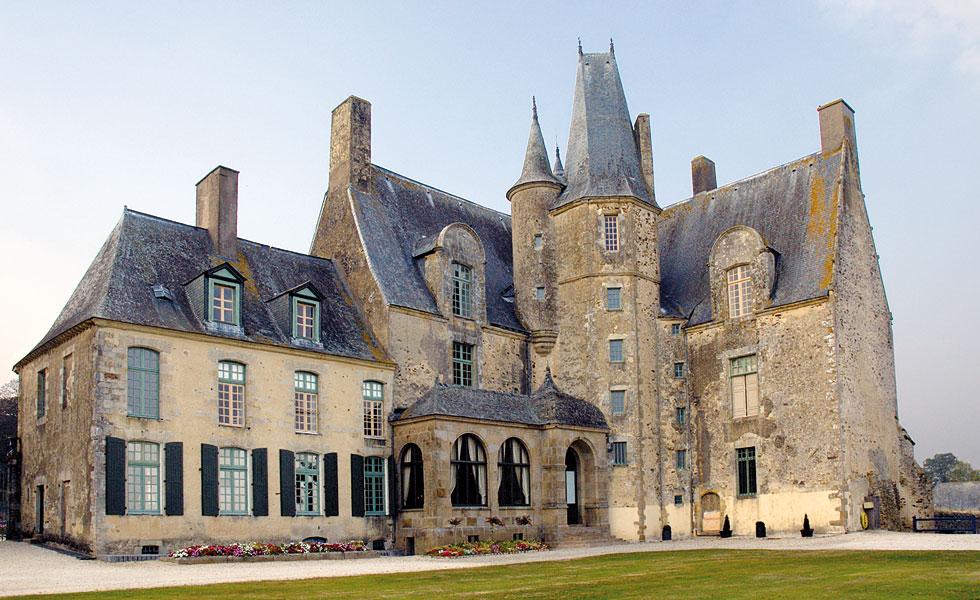Замок Роше Севинье
